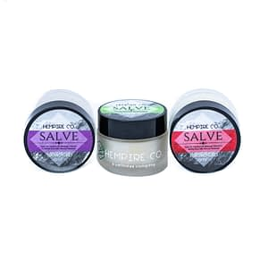 Original Salve - Pure CBD Rub