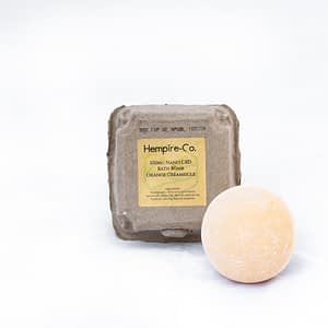 Orange Creamsicle 100mg Bath Bomb