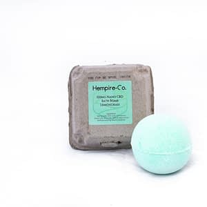 Lemongrass Bath Bomb 100mg
