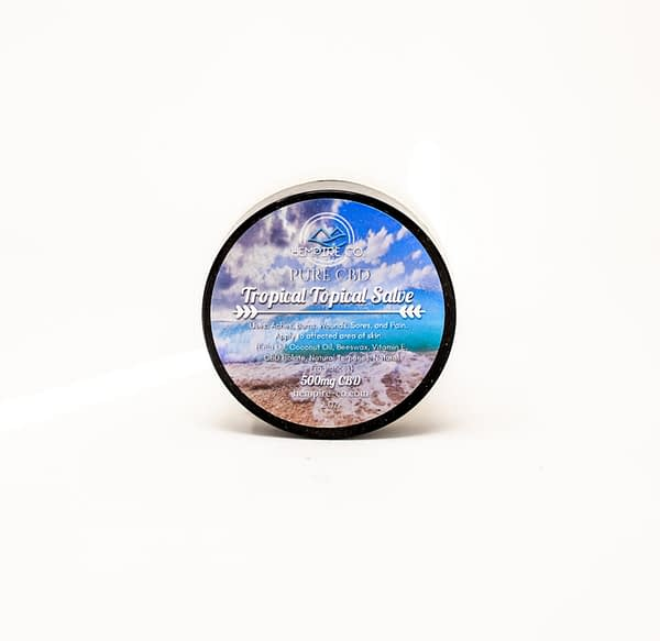 Pure Topical Tropical Salve
