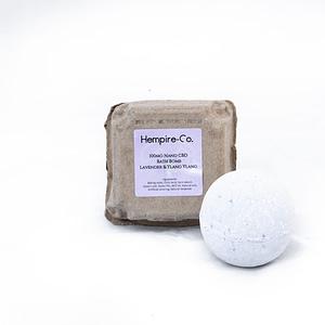 Lavender & Ylang Ylang Bath Bomb 100mg